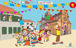 International Children Festival - Magic world in Šibenik